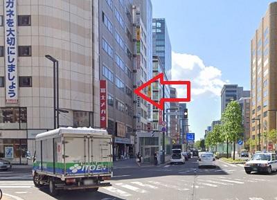 キレイモ札幌駅前アクセス⑦