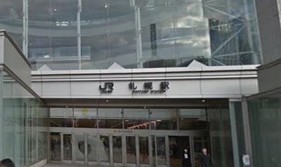 キレイモ札幌駅前アクセス④