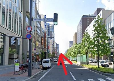 キレイモ札幌駅前アクセス⑥