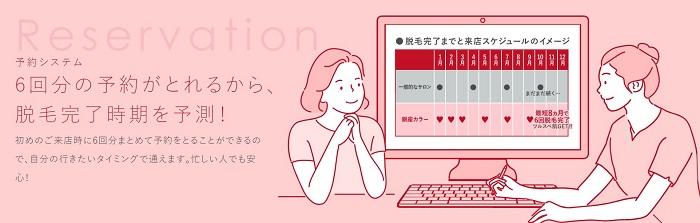 銀座カラー3000円予約